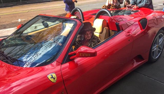 Ferrari zombie